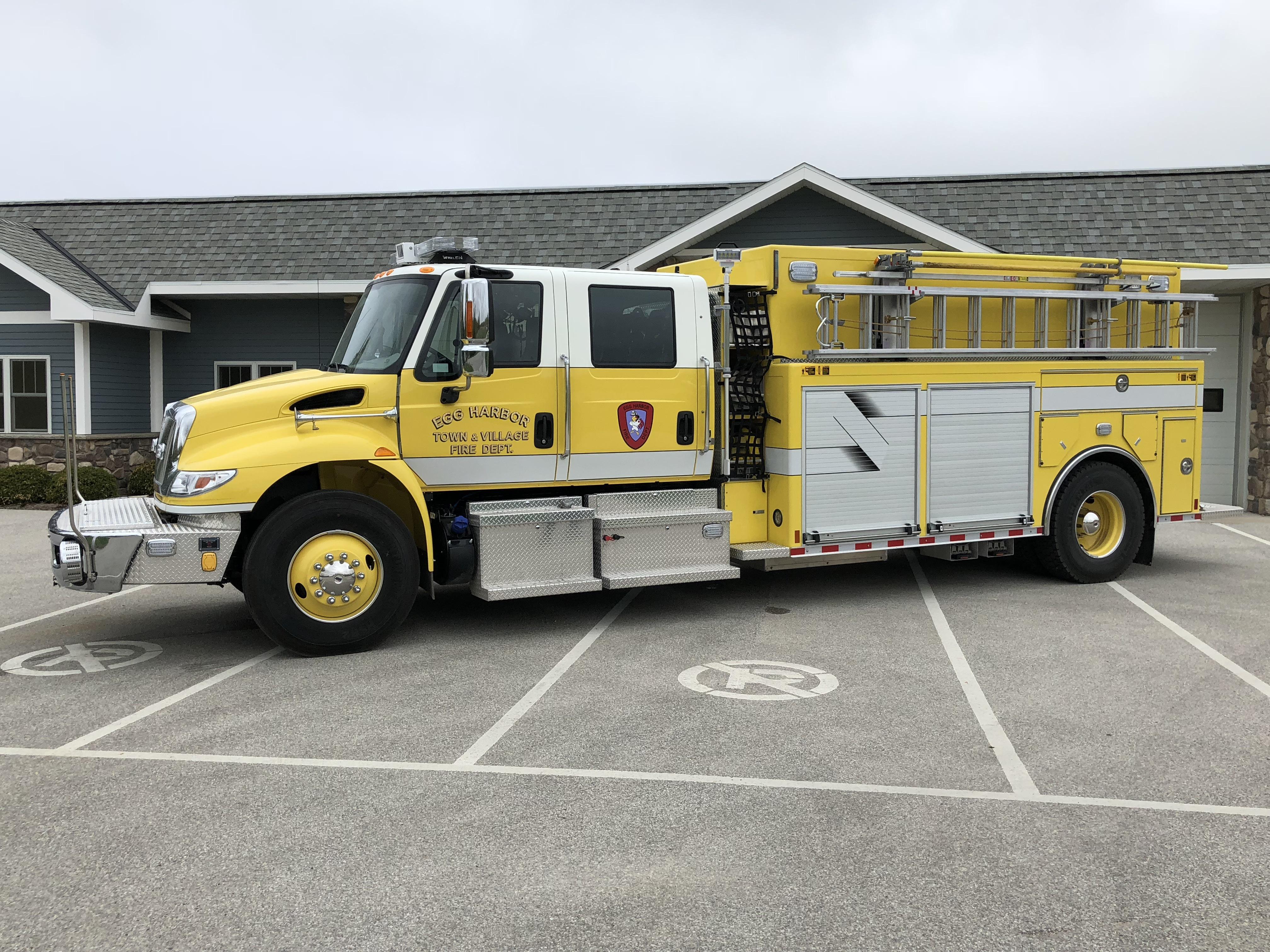 Apparatus – Egg Harbor Fire Department