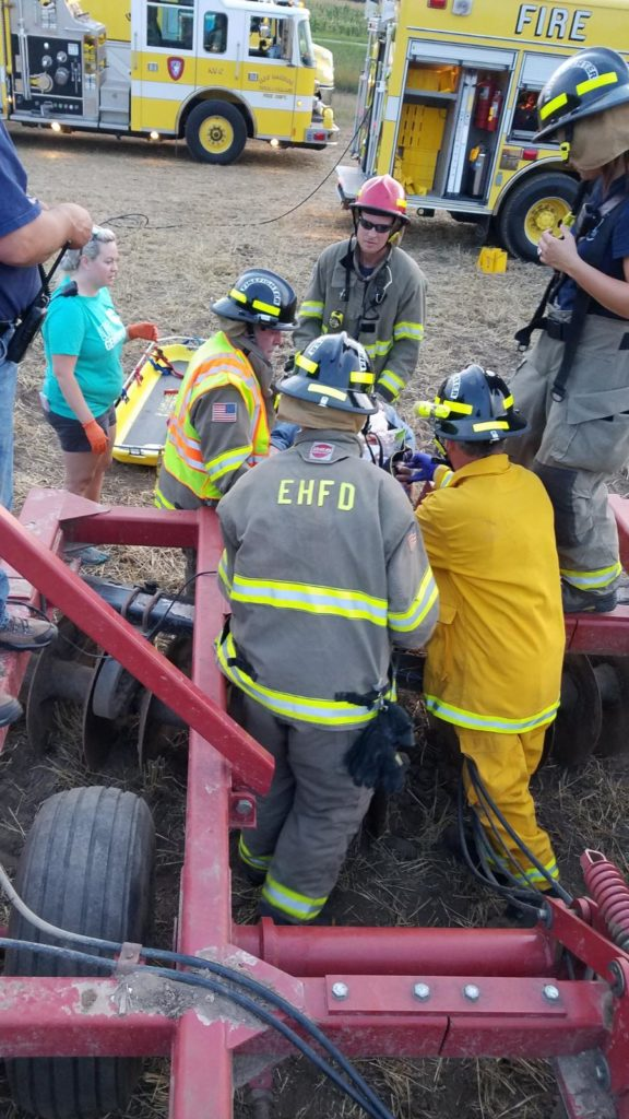 Farm Rescue Training 8/14/18